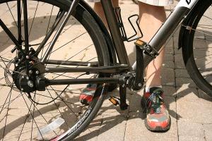 Shaft Drive Bicycle