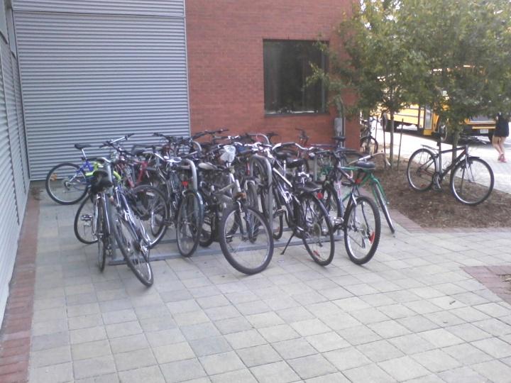 EV2 parking