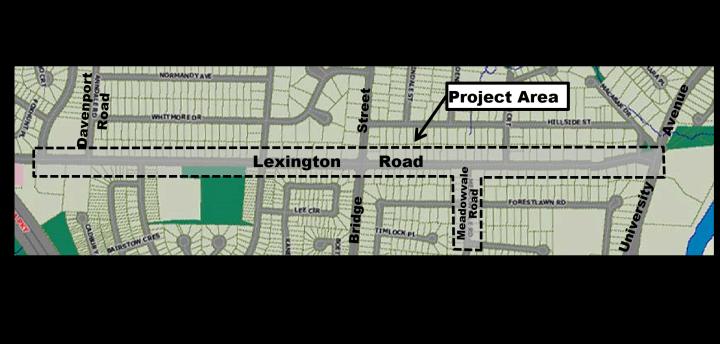 Lexington Road Improvements