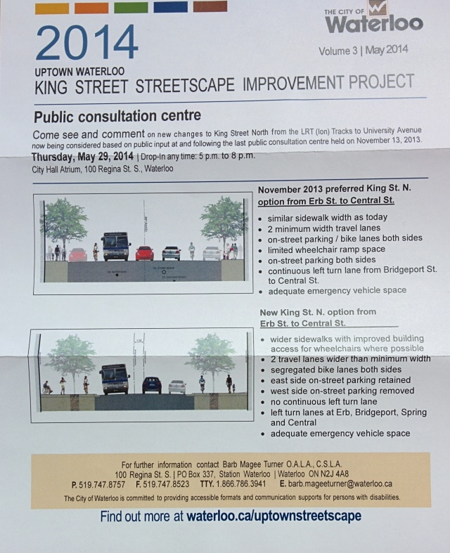 King Street Streetscape Improvement Project